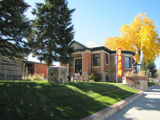 Buffalo, WY: The Jim Gatchell Memorial Museum complex