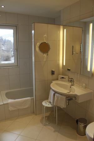 Austria Classic Hotel Heiligkreuz: Bathroom superior
