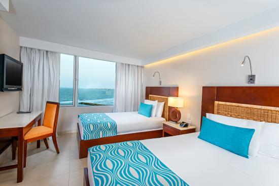 Hotel Dann Cartagena : Superior Twin Room
