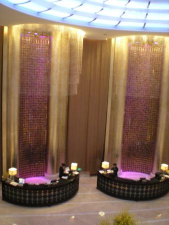 Gehua New Century Hotel: Recepción