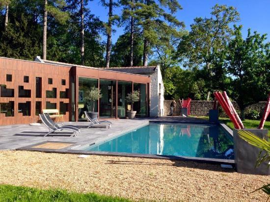 Les Suites du Chateau : Great pool !