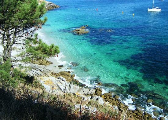 playa das rodas islas cies