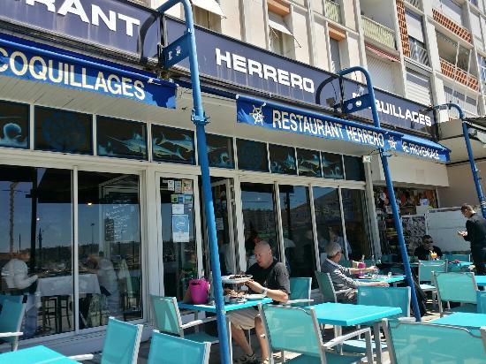restaurant herrero sur le port de toulon photo de restaurant herrero toulon tripadvisor