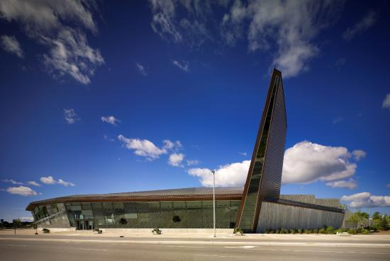 Museo canadiense de la guerra