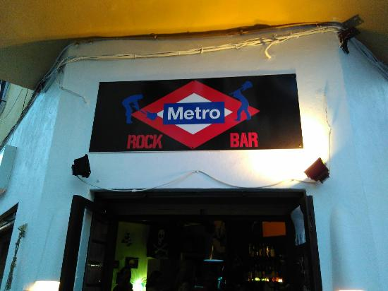 Metro Rock Bar Fuengirola