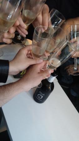 Monblanc Café: festeggiamenti