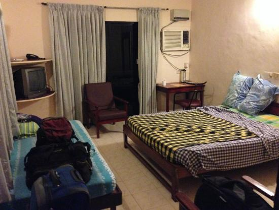 วิลลาอันจูนา: Bedroom