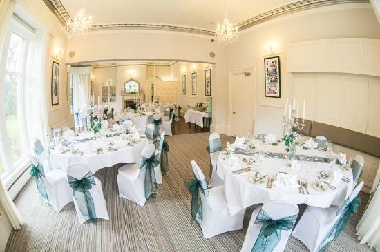 Durker Roods Hotel Wedding Breakfast
