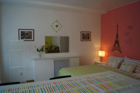 Artmagic aparthotel for Appart hotel 41