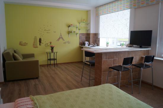 Artmagic aparthotel pskov ryssland omd men och for Appart hotel 63