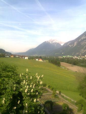 Hotel Gasthof Esterhammer: The view from our window