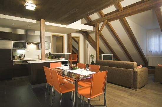 Photo of Prague City Apartments Residence Rybna