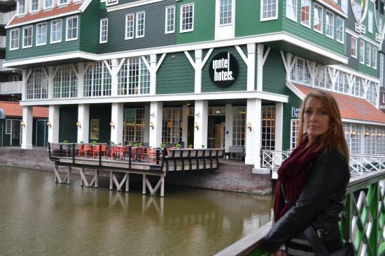 Hotel Facade Picture Of Inntel Hotels Amsterdam Zaandam