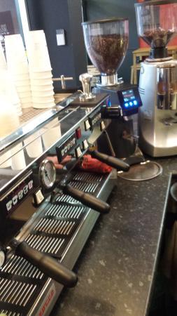 Mikro Coffee Roasters Coffee Shop