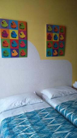 Guest House Kenzo & Kiara Center: camas