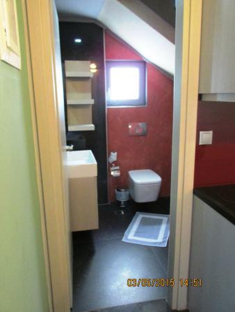 Anna's House : Toilette