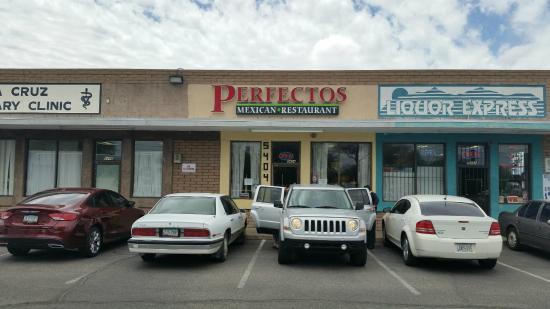 Perfectos Mexican Restaurant Tucson Restaurant Reviews Phone