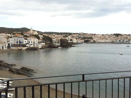 Hotel Llane Petit: View from terrace