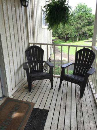 The Lodge At Cypress Falls Upgraded Bungalow Patio Furniture
