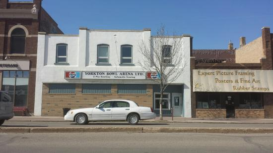 Yorkton Bowl Arena Ltd