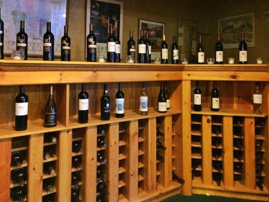 Kyburz, كاليفورنيا: Vinery collection