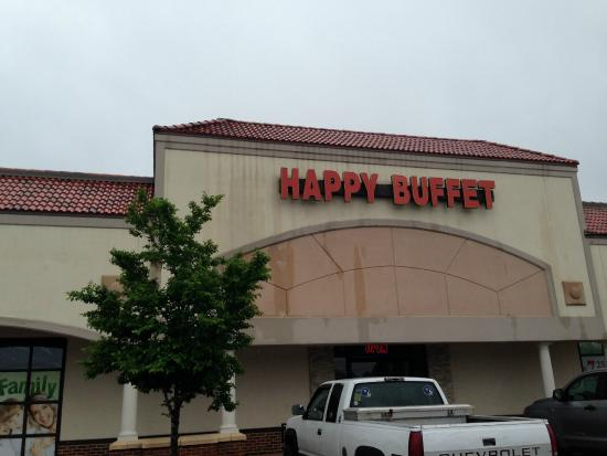 Hy Buffet Chinese Restaurant Front Entrance To