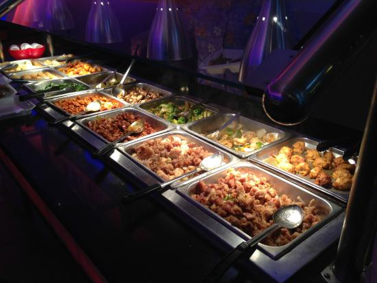 Traditional chinese menu options picture of happy for Asian cuisine buffet