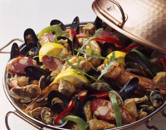 Restaurant Portugalia: Cataplana