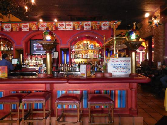Casa De Pico : Bar area