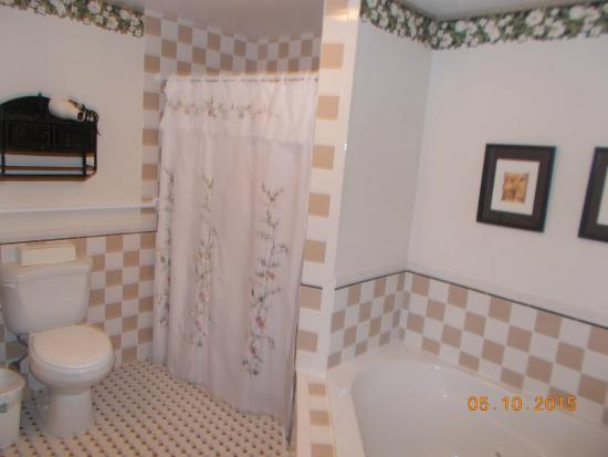 วิลเลียมสทาวน์, แมสซาชูเซตส์: Bathroom