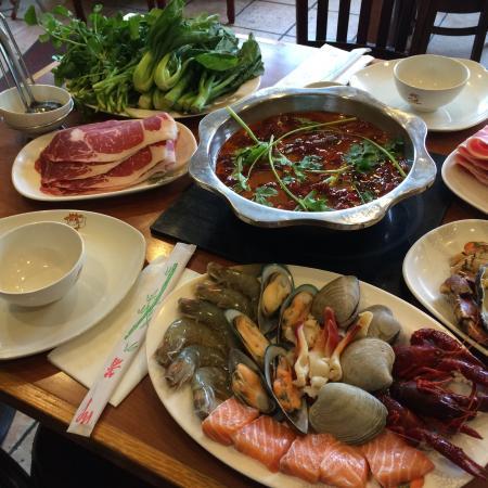 hot pot buffet picture of hot pot buffet boston tripadvisor rh tripadvisor com buffet in boston area chocolate buffet in boston