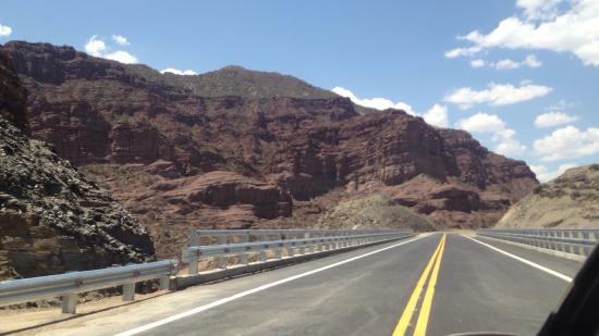 Ruta Escénica RN° 150: Road trip
