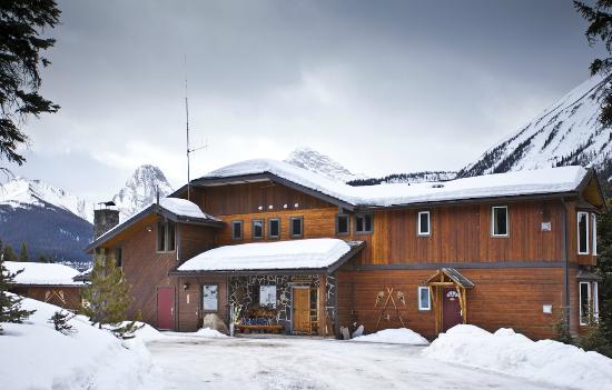 Mount Engadine Lodge: Winter wonderland at the Lodge