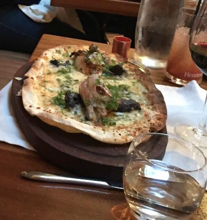 Crab toasties, delicious! - Picture of Fade Street Social, Dublin ...
