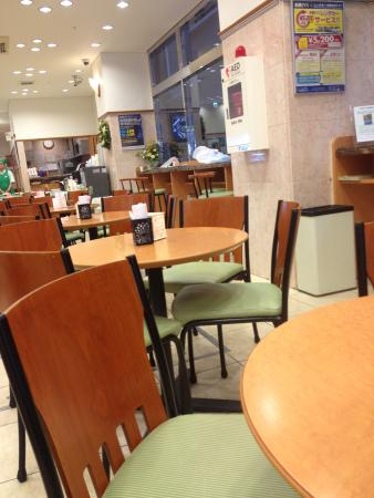 東横INN 淀屋橋駅南, 1階ホール・ロビー、朝食もここ。