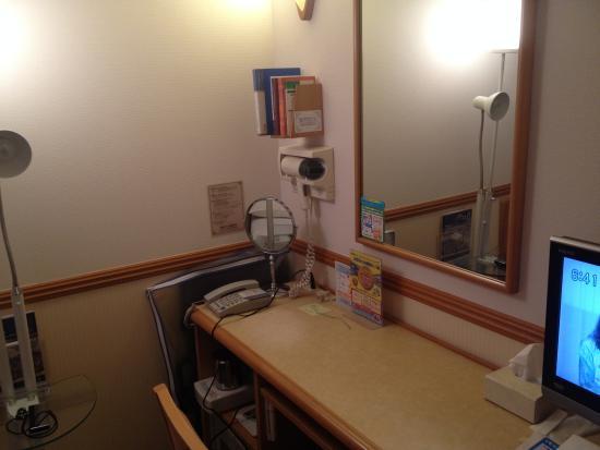 Toyoko Inn Yodoyabashi-eki Mimai: 部屋
