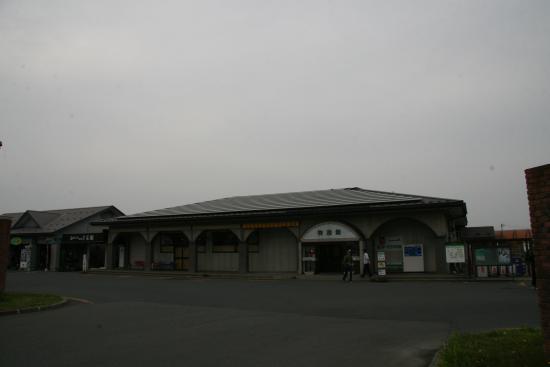 Road Station Shichinohe: 外観