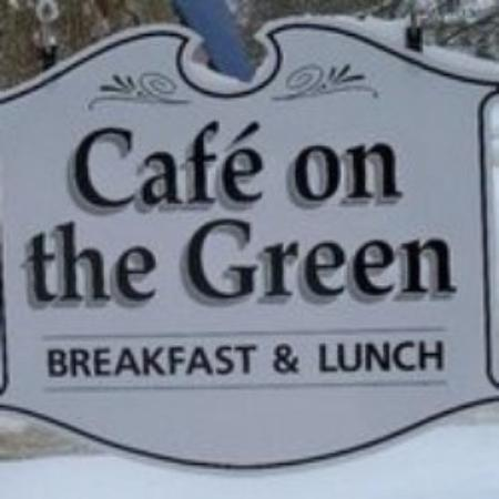 Washington, Коннектикут: Cafe on the Green
