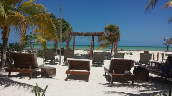Holbox Suites: Hotel suite holbox