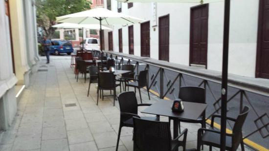 El Ayanto: Un lugar en el centro de La Orotava dónde tomar un aperitivo con la mejor compañia