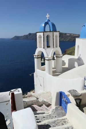 Fira, Grecia: Focus on one idea