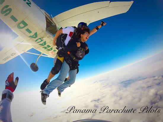 P3 Skydive: la mejor experiencia..