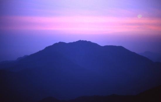 Mt.Senjogadake: 仙丈ケ岳