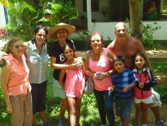 Posada Casa Las Trinitarias: Todo el grupo