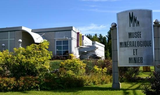 Thetford Mines, Kanada: Musée Minéralogique et Minier