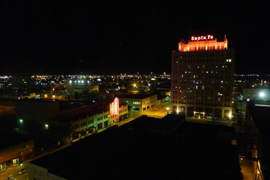 Courtyard Amarillo Downtown: 10th Floor, North View by TXBohemian