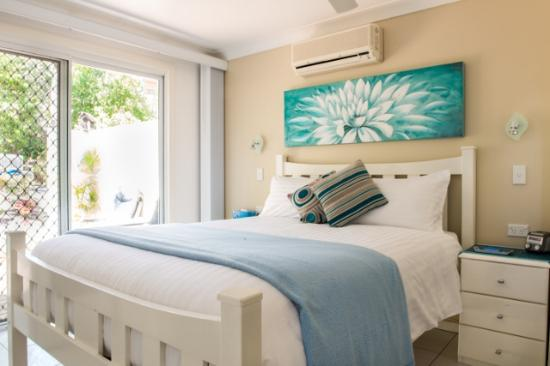 Nelson Bay Bed and Breakfast : Broughton Queen Room