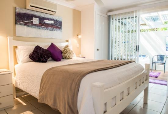 Nelson Bay Bed and Breakfast : Yacaaba Spa Room