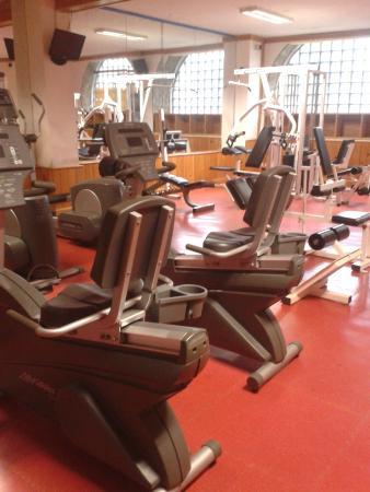 El Ameyal: Interior del Gym