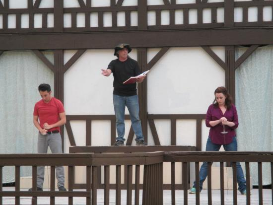 The Montford Park Players: A scene from Romeo & Juliet